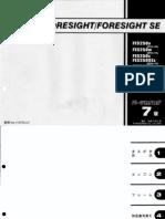 Honda Foresight Fes250 (Mf04)