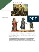 Webquest La Revolución Francesa