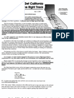 PCL Appeal Letter
