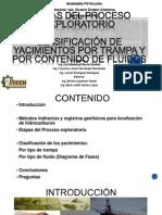 Etapas del Proceso Exploratorio - Clasificación de Yacimientos