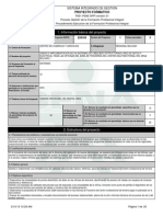 Reporte Proyecto Formativo - 548008 - DISEÑO E IMPLEMENTACIÓN DE UN