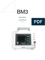 Bionet BM3PatientMonitor - Service Manual