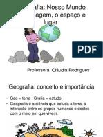 Geografia Nosso Mundo