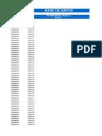 Sistema de Búsquedas en Excel