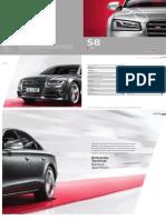 Audi S8 Flyer (Germany, 2014)