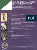 revista de especialidades medico quirurgica abril-jun 10