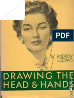 Drawing the Head & Hand