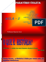 HISTÓRIA- AULA 02- Professora Rayanne