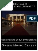 World Reviews - GMC Grand Opening