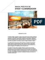 Manual Practico de Combustion y Clinkerizacion