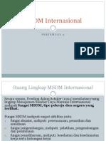 Presentasi MSDM Internasional 3
