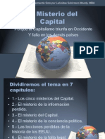 10 Misterio Del Capital