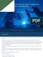 World Nondestructive Test Inspection Services Market