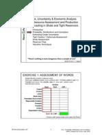 02 - Probabilities, Distribution and Correlation