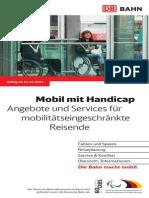 Mdb 109570 Mobil Mit Handicap 2013 Bf