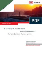 Mdb 115002 Europa-broschuere