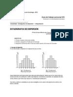 Guía 04 Socioestadística II-2013