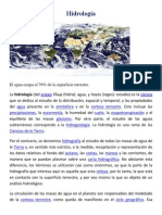 Introduccion Hidrologia 2013-2