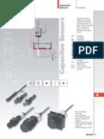 BCS - Capacitive Sensors