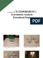 SS13 7L E1 Gravimetry Photo Presentation Sb