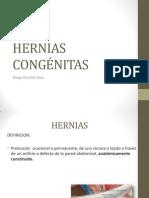 HERNIAS CONGÉNITAS