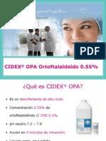 CIDEX OPA Taller Congreso de Tijuana
