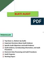 Bukti Audit-Prosedur Audit-Kertas Kerja