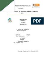 Servicios CentOS 6.2