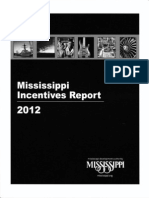 MS Incentives Report 2012