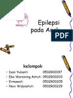 epilepsi presentasi