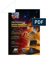 Prosiding TVE'06