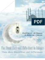 The Sunni Sect and Shi'a Sect