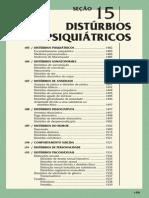 Manual Merck - Distúrbios Psiquiátricos