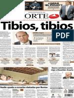 Periódico Norte de Ciudad Juárez 18 de Octubre de 2013