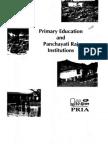 Primary Education and Panchayati Raj Institutions_2