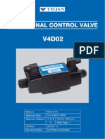 Hydraulic Valve Aljan Ake 4D02_Catalogue