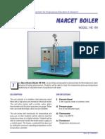 Marcet Boiler