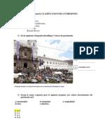 Cuestionario Clasificacion Del Patrimonio