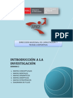 INTRODUCCION A LA INVESTIGACION - MÓDULO IV - SEMANA02-G2