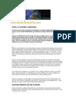 Analisis Matematico-Integral Indefinida