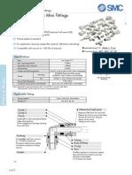 PU Fittings and Tubing SMC