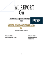 72677585 Oswal Woolen Mills