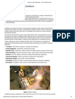Industrial Casting Applications __ KEY to METALS Article