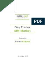 day trader - aim 20131018