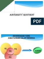 Adversity Quotient