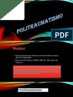 POLITRAUMATISMO - SEMINARIO.pptx