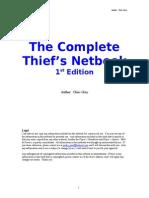 Thief CompleteBookof