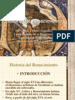Historia Del Renacimiento