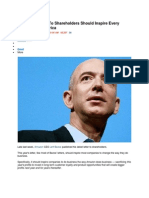 Amazon Ceo Letter to Investors
