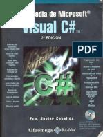 Ceballos F. J. 2007 Enci Microsoft Visual C